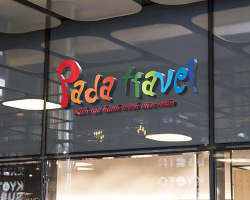 Thiết kế thương hiệu du lịch Pada Travel