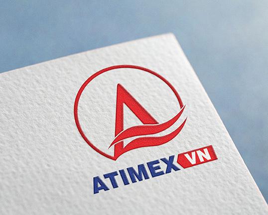 TK Logo công ty xuất nhập khẩu ATIMEX VN