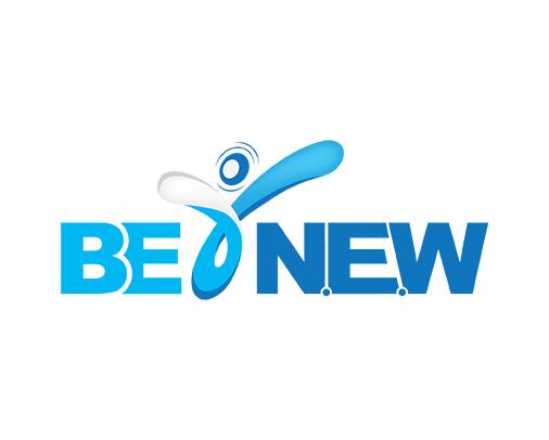 Thiết kế Logo Khóa học BE NEW của HV Tâm Trí Lực