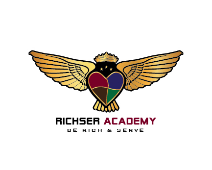 TK Bộ nhận diện thương hiệu RICHSER ACEMDY